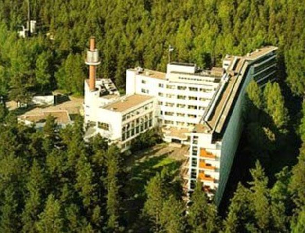 Sanatorio Paimio