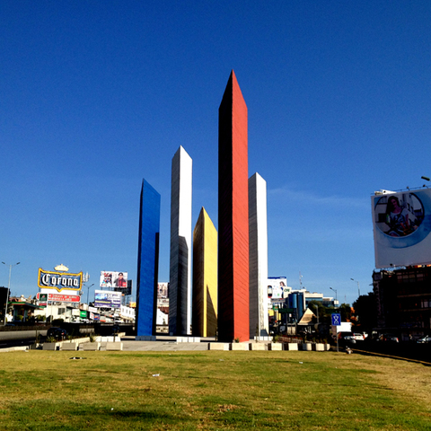 Torres Satélite