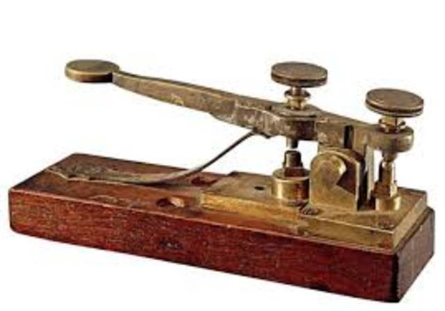 Telegrafo, por Samuel Morse