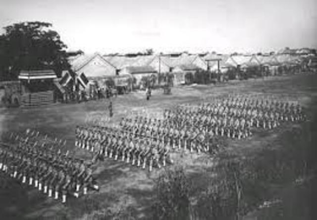 The war lord Era 1916-1928