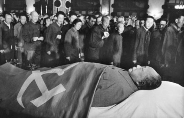 Mao's death