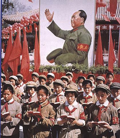The Cultural Revolution 1966-1976