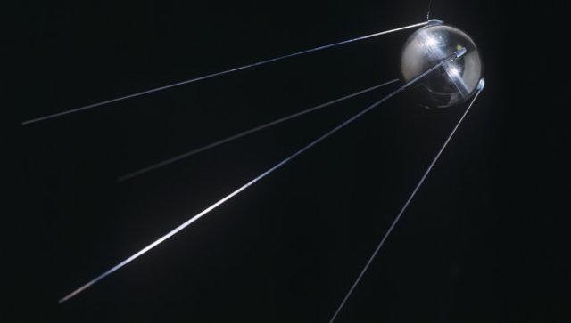 Lanzamiento de Sputnik 1