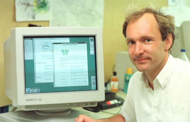 Creación de la World Wide Web