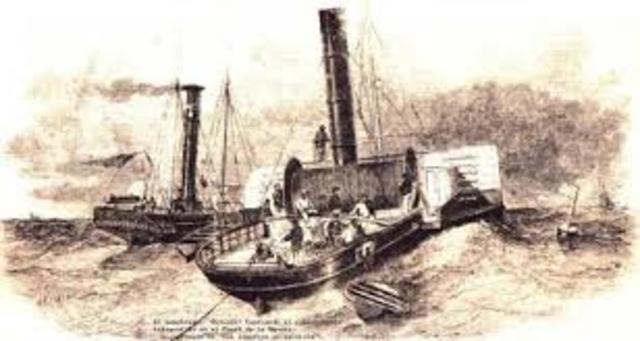 Primer cable submarino transatlántico