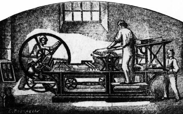 Invención de la Imprenta (siglo XV)