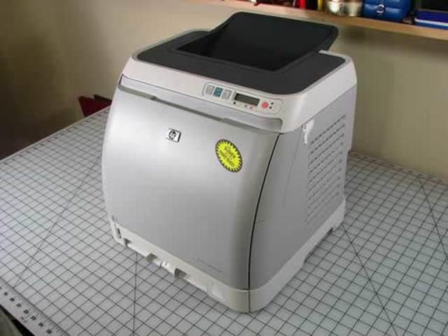Impresora Laser