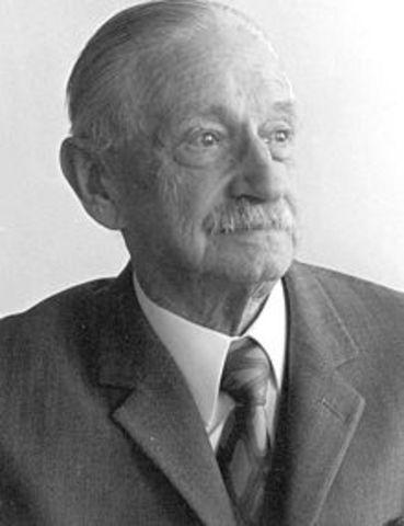 Meissner fabrica el primer oscilador