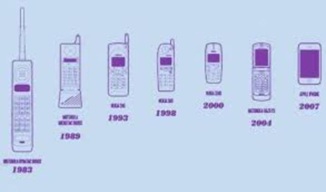 TELECOMUNICACIONES-EL TELÉFONO MÓVIL