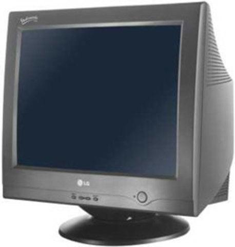 Monitor VGA y CRT