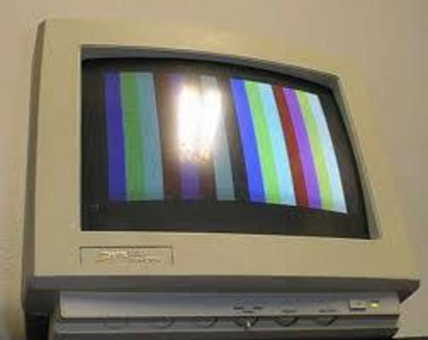 Monitores CGA