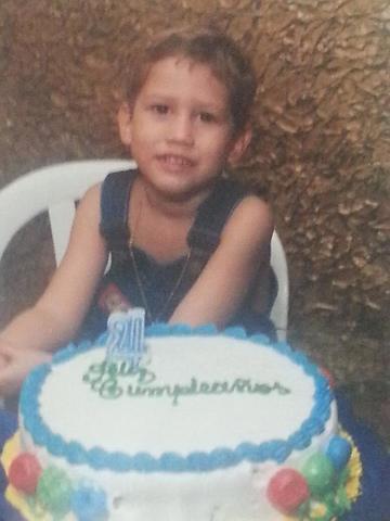 Mi cumpleaños numero 4