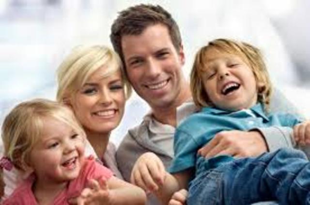 la vida como un padre de familia