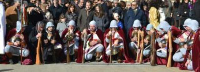 Moros y Cristianos (Valverde del Júcar)