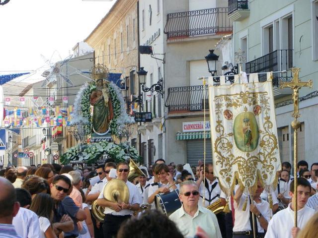 La Traída y La Llevada Fiesta de Nuestra Señora de la Antigua de Manjavacas de Mota del Cuervo
