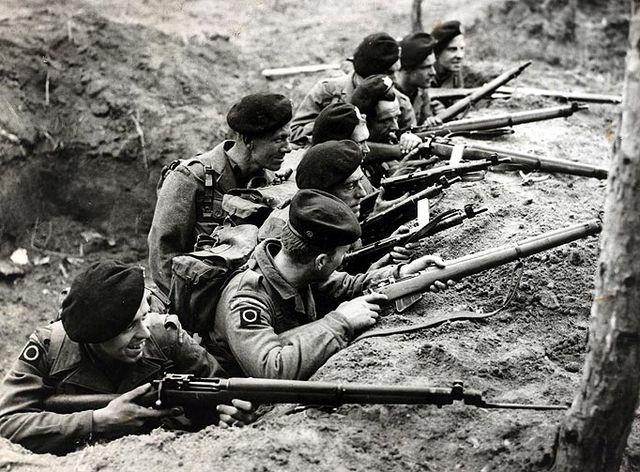 Great Britain Joins in Korean War