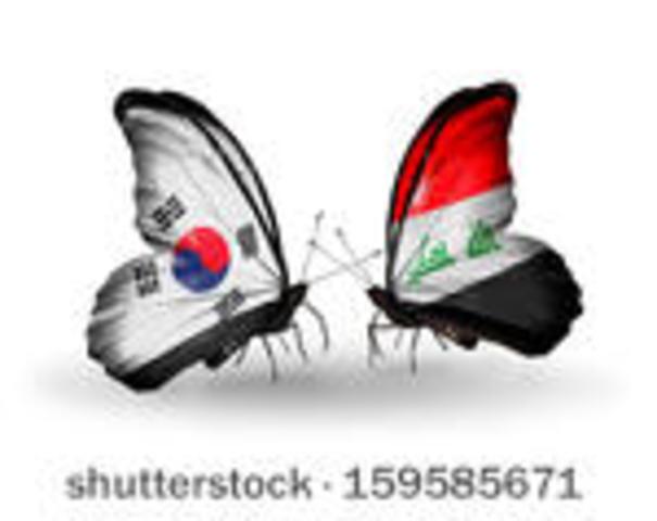 Iraq to Store Strategic Oil in South Korea
