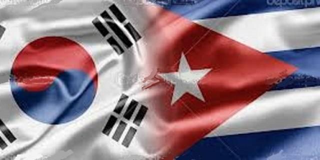Cuba expands trade relations with South Korea