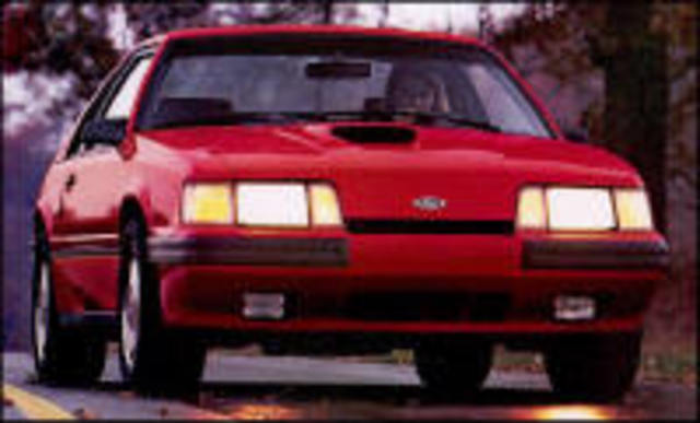 Mustang SVO