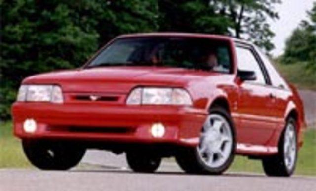 Mustang SVT