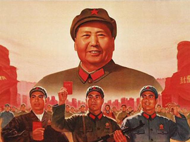 Communist took control