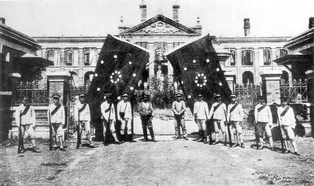 Wu Chang Uprising- the beginning of revolution