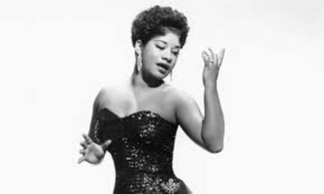 """Ruth Brown: """"Mama, He Treats Your Daughter Mean"""""""