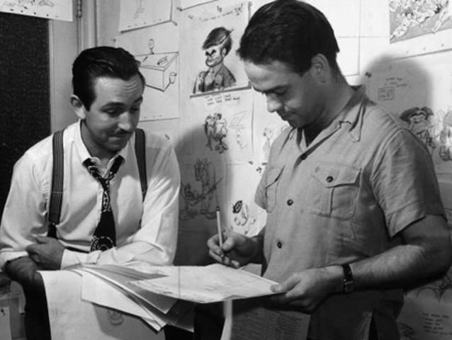 Walt Disney opens his first animation studio.