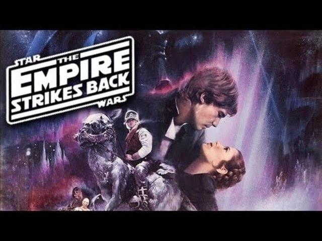 Empire Strikes Back drops!