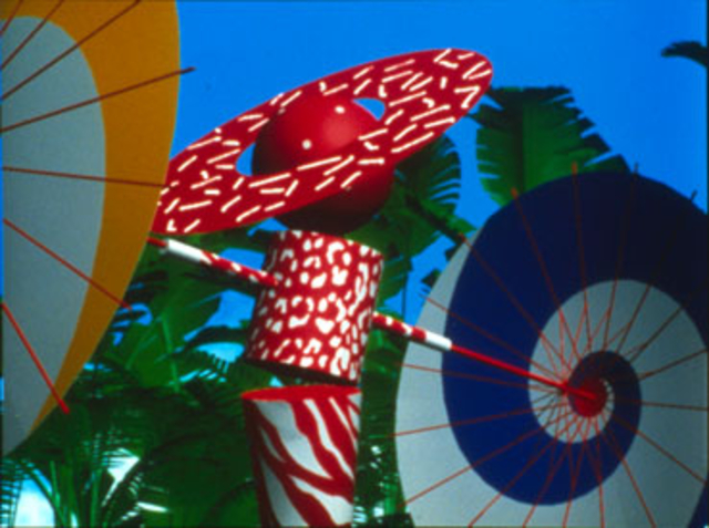 Raster graphics are first introduced in computer animation.