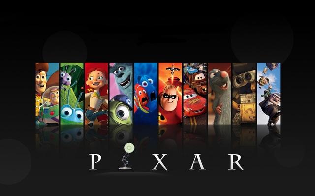 Pixar is created.