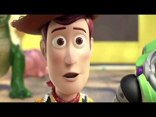 Two words.....Toy Story