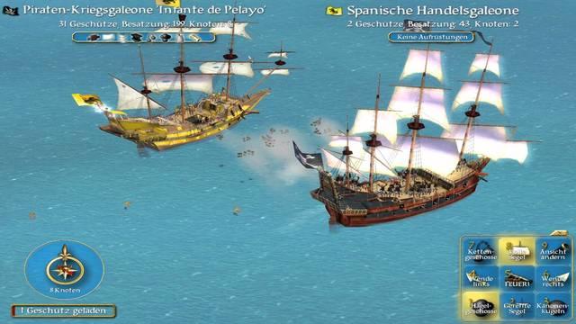 Sid Meier's Pirates! Micro Press
