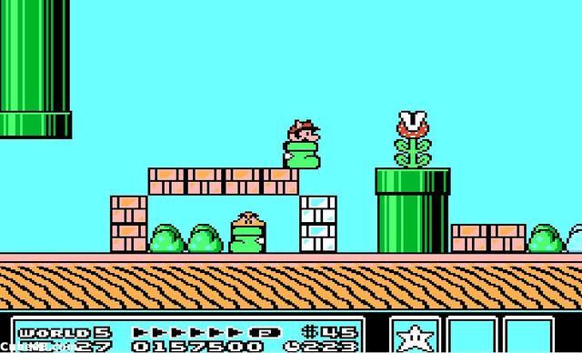 Nintendo Super Mario Bros 3
