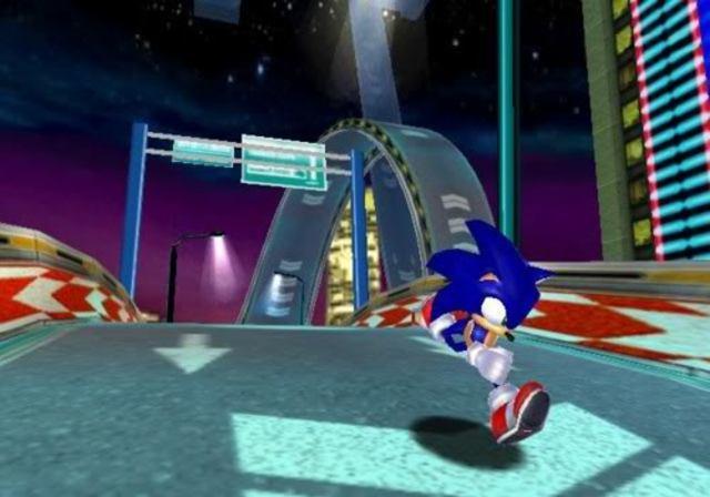 Sonic Adventures - Sonic Team