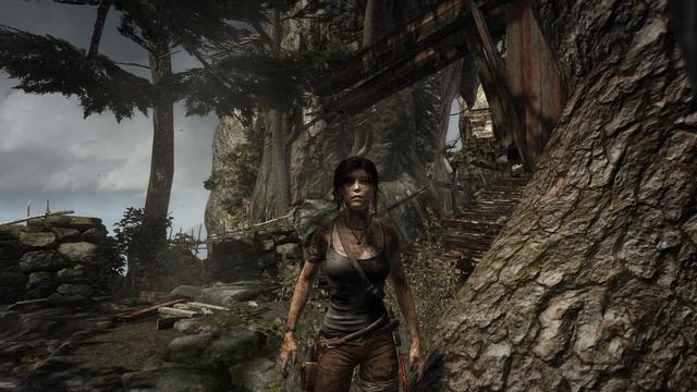 Tomb Raider - Crystal Dynamics