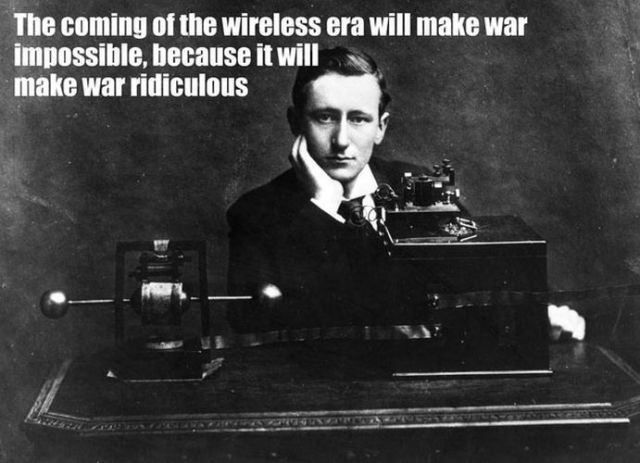 1er patente de comunicaciones inalámbricas