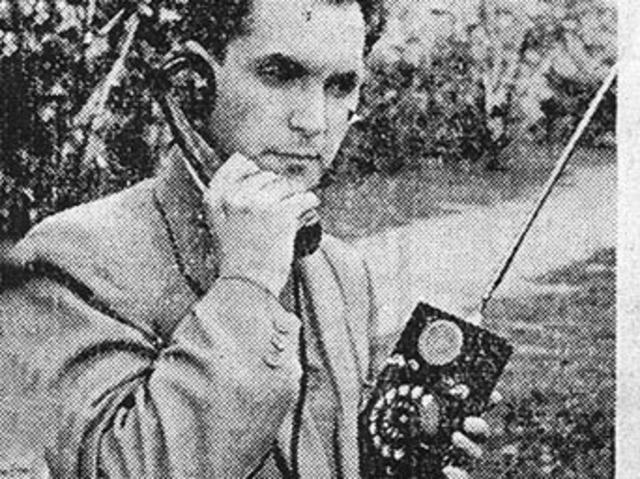 Invención del primer teléfono inalámbrico