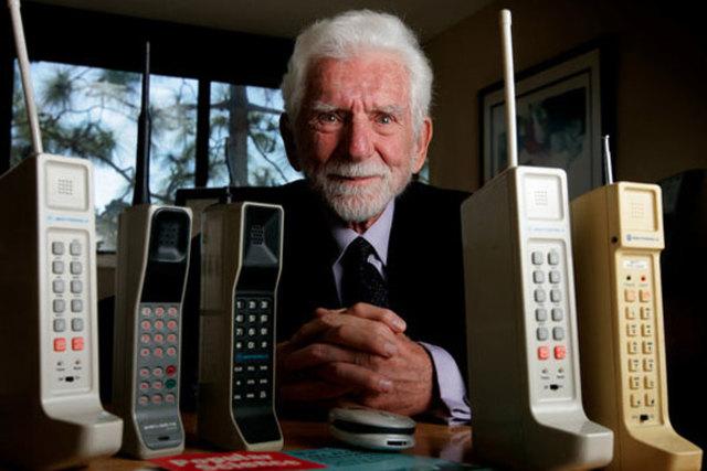 Proceso de los primeros teléfonos inalámbricos