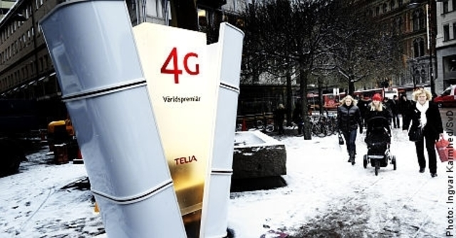 4G en Paises Bálticos