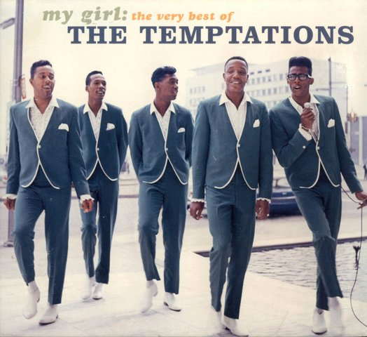"""""""My Girl"""": The temptations"""