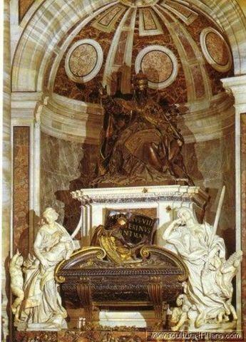 Tomba di Urbano VIII