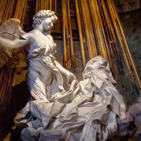 Transverberazione di Santa Teresa