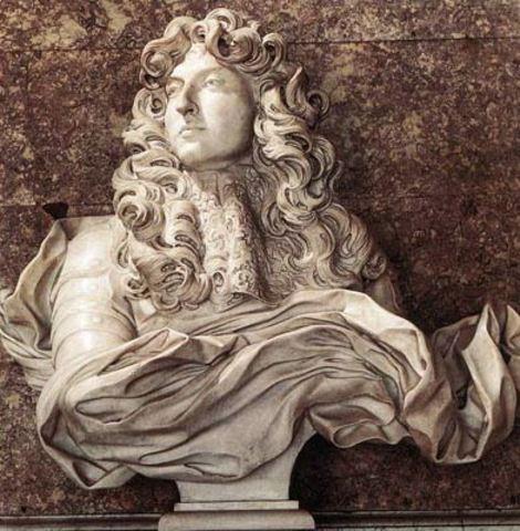 Busto di Luigi XIV