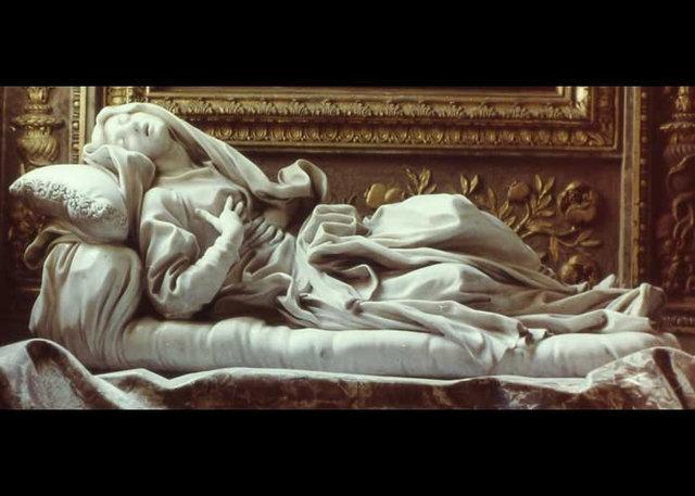 Monumento della Beata Ludovica Albertoni