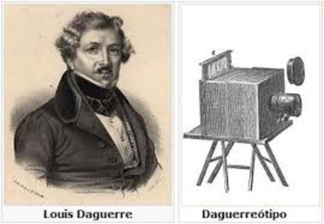 Máquina Daguerreótipo