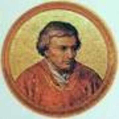 "El papa Juan XIX aprobó el tratado ""Regulae Rhythmicae"""