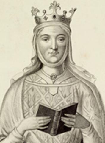 Henry II got married