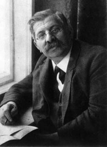 First U.S. tour for the famous German sexoligist Magnus Hirschfeld