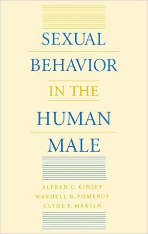 Sexual Behavior in the Human Male by Alfred Kingsley published